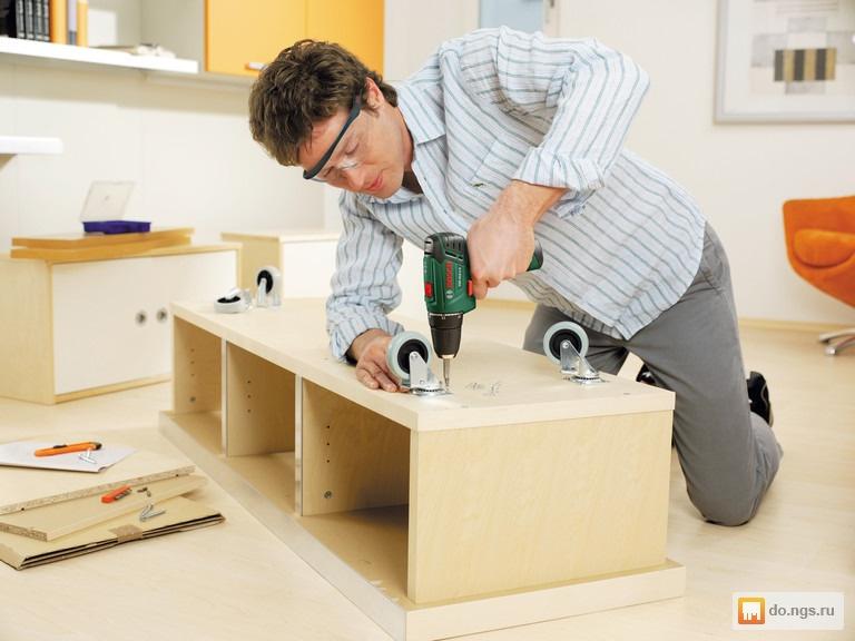 договор на изготовление и сборку мебели образец