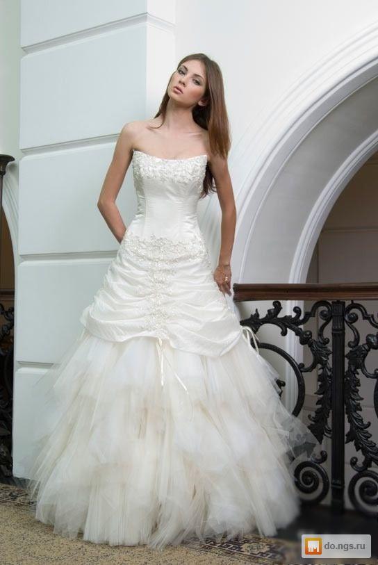 Свадебные платья в Красноярске . Фото и цены. - НГС.ОБЪЯВЛЕНИЯ