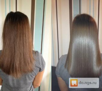 Кератиновое выпрямление волос в красноярске цены