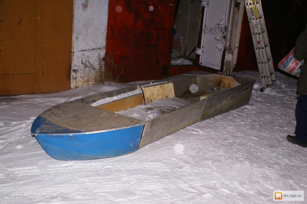 дюралевые и надувные лодки
