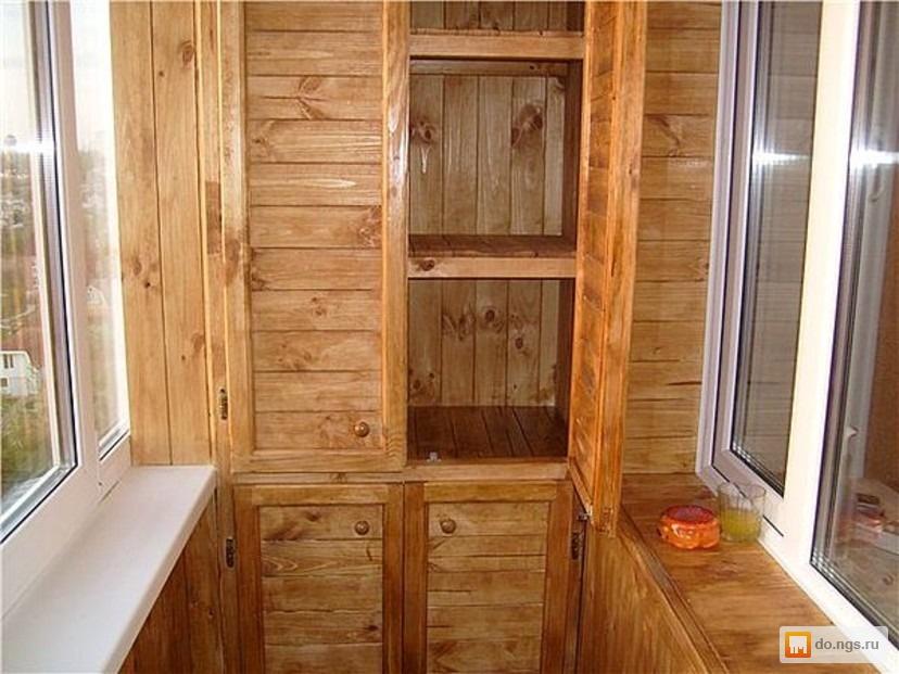 Какой шкаф на балкон выбрать?.