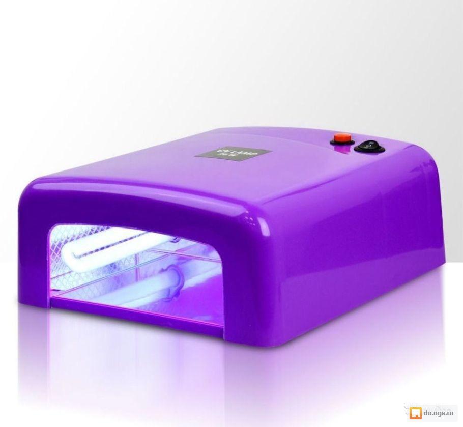 Фото ламп для ногтей
