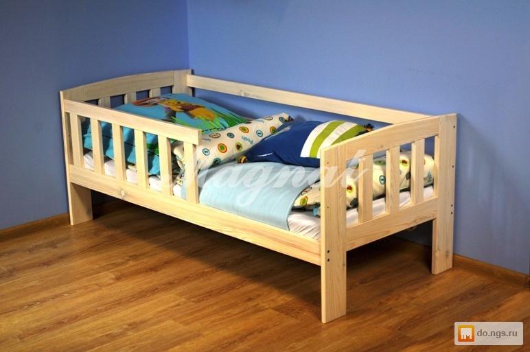 Кровать своими руками для ребенка 3 лет