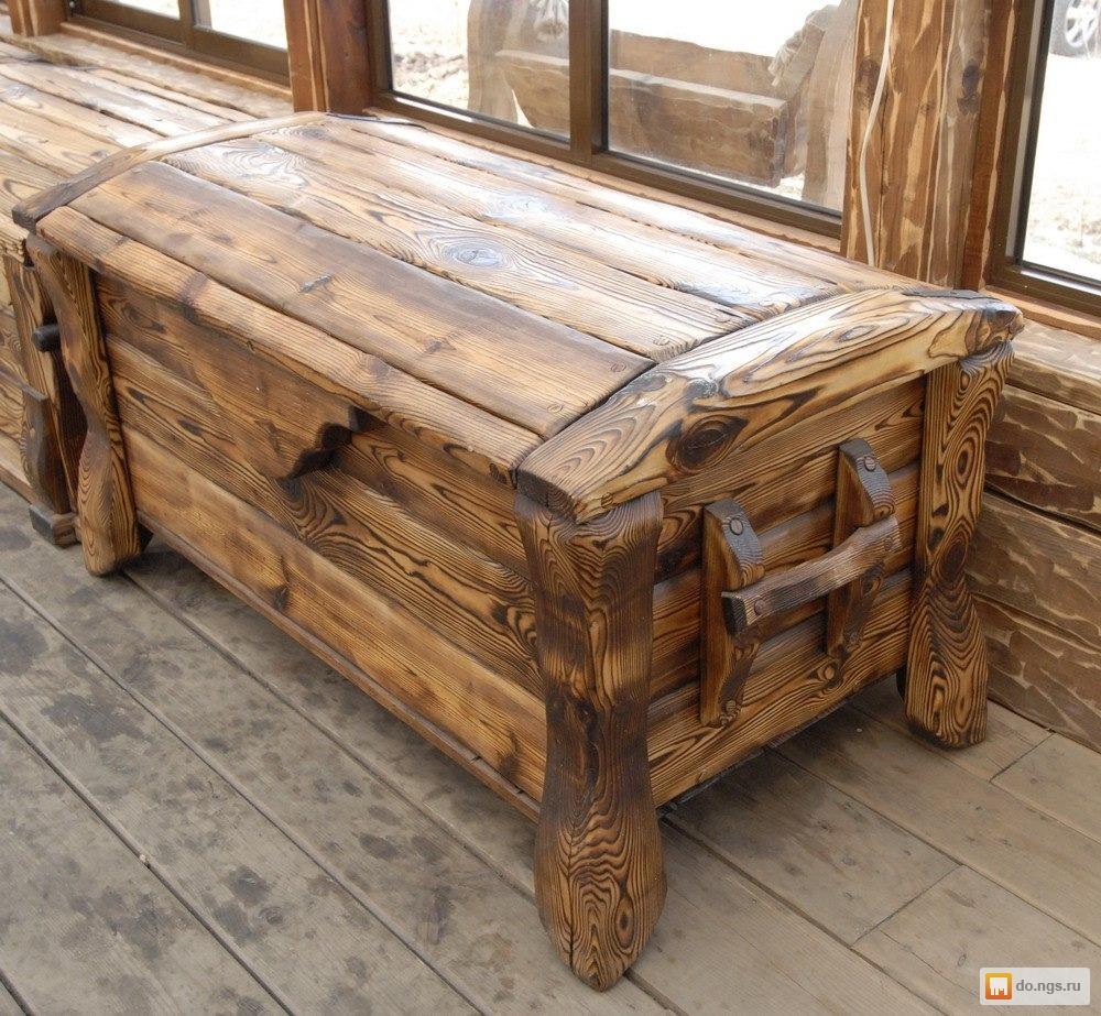Мебель из массива сделать