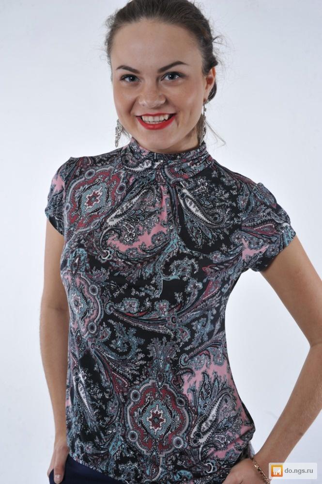 Блузка Туника Фото В Красноярске