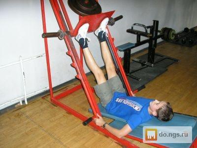 Как сделать тренажер для ног своими руками