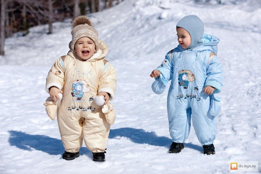На что надо обратить внимание, покупая зимнюю одежду для малыша