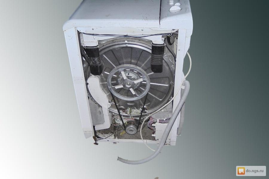 Стиральная машина автомат ремонт замена подшипника 186