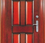 двери входные российского производства установка