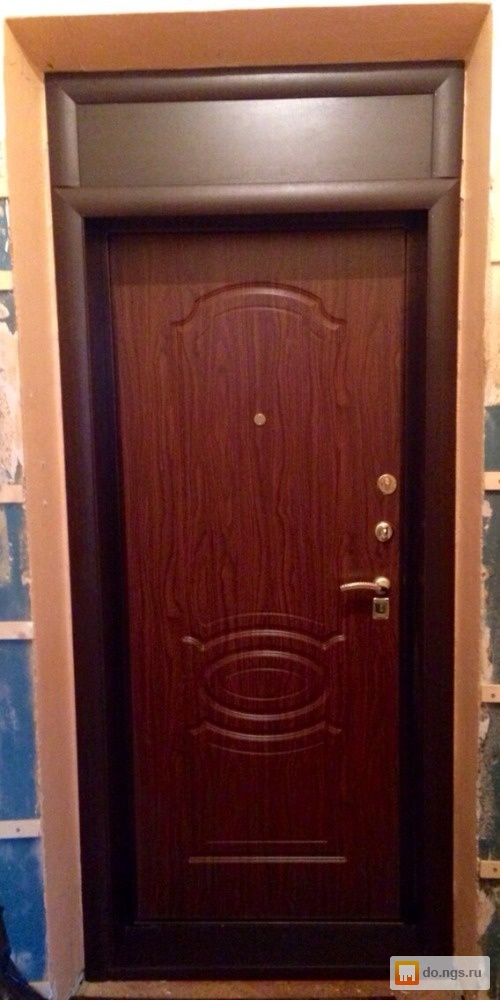 стальные двери от российских производителей
