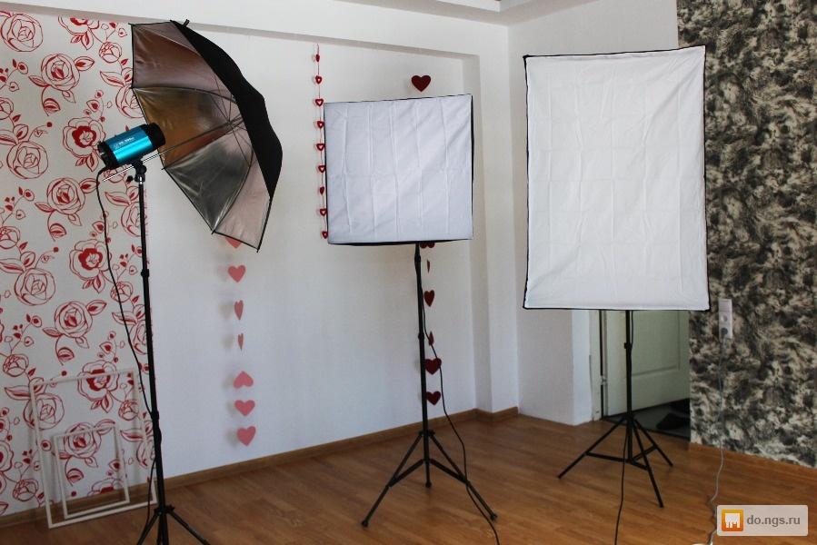 Как сделать домашнюю фотостудию Академия современной