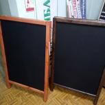 меловой штендер, Красноярск