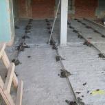 Бетонно-цементные работы работа за городом, Красноярск