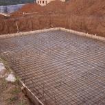 Фундамент монолитная плита, Красноярск