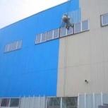 Покраска зданий, помещений, металлических конструкций и т.д., Красноярск