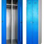 Шрэк-22 шкаф для одежды металлический, Красноярск