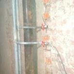 сварка труб отопления и водопровода, Красноярск