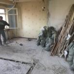 Демонтаж(Любой сложности). Мусоровывоз, Красноярск