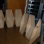 Старательские лотки из дерева (Осина, Кедр) для золота, Красноярск