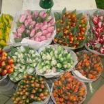 Продам Тюльпаны к Празднику 8 Марта с доставкой Лесосибирск, Енисейск, Красноярск