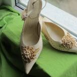 Туфли - женские, новые, кожа р 39, Красноярск