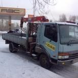 Манипулятор эвакуатор, Красноярск