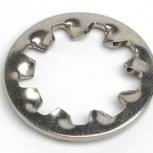 Шайба Ф19(М18) круглая стопорная DIN 6798 J, Красноярск