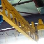 Кран мостовой подвесной однобалочный, подвесная кран-балка, Красноярск