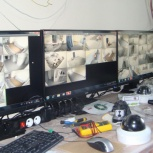 Видеонаблюдение, сигнализация, Красноярск