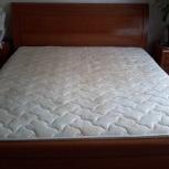 Кроватная группа (кровать, 2 тумбы), матрас 180*200, Красноярск