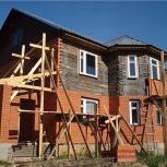 услуги по строительству, кровельные работы, отделочные работы, Красноярск
