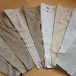 Породам фирменные летние брюки,для стильных крупных мужчин, Красноярск