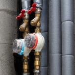 Замена радиаторов отопления, установка и перенос водосчетчиков, Красноярск