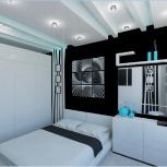 Дизайн интерьера, Строительно-отделочные работы, Красноярск