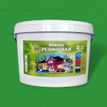 Резиновая экологичная краска «Prom Color», Красноярск