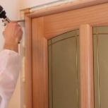 Установка дверей межкомнатных, входных.арок в Красноярске, Красноярск