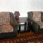 Продам комплект румынской мягкой мебели, Красноярск