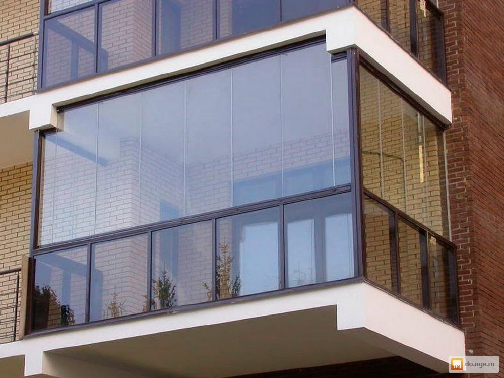 Остекление балконов красноярска остекление балконов и остекление лоджий в