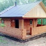 Строительство бани под ключ, Красноярск