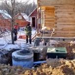 Прокладка водопровода в частные дома, Красноярск