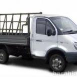 Грузоперевозки на малогабаритном грузовике, Красноярск