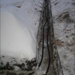 Прокладка водопровода, Красноярск