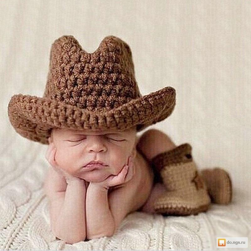 Костюм «Мышка Мини» крючком для фото сессии новорожденных. Мастер - класс 53