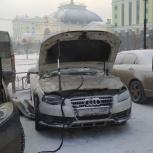 Отогрев авто, Красноярск
