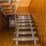 Изготовление лестниц из различных материалов, Красноярск
