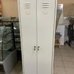 Шкаф металлический для персонала, Красноярск