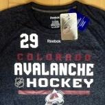 Новая американская футболка NHL, Красноярск
