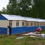 Щитовой дом 2,5м*4м., Красноярск