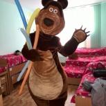 аниматоры маша и медведь на детский праздник, Красноярск