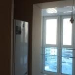 Утепление балкона,лоджии ( система встроенного балкона ), Красноярск